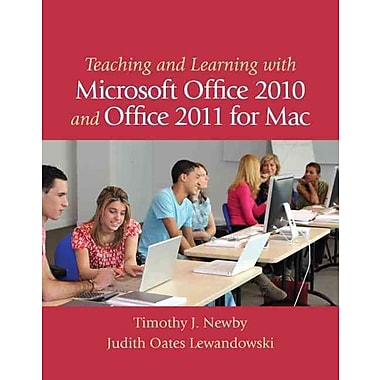 Prentice Hall Teaching and Learning with Microsoft Office 2010 and Office 2011 for Mac Book