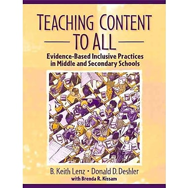 Prentice Hall Teaching Content to All Book
