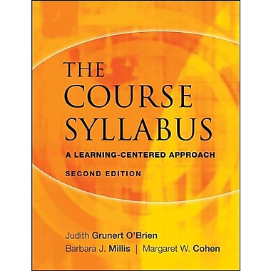 John Wiley & Sons The Course Syllabus Book