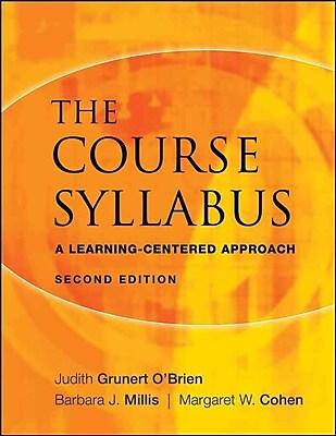 John Wiley & Sons The Course Syllabus Book