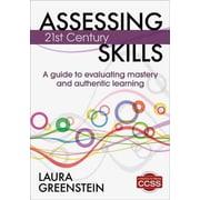 Corwin Press Assessing 21st Century Skills Book