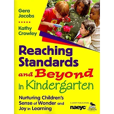 Corwin Reaching Standards and Beyond in Kindergarten Book