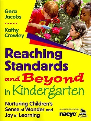 Corwin Reaching Standards and Beyond in Kindergarten Book