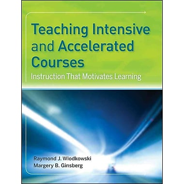 John Wiley & Sons Teaching Intensive and Accelerated Courses Book