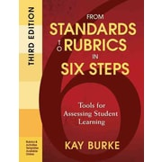 Corwin From Standards to Rubrics in Six Steps Book