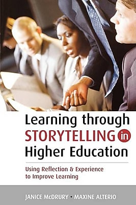 Taylor & Francis Learning Through Storytelling in Higher Education Book