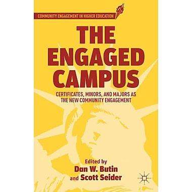 Palgrave Macmillan The Engaged Campus Hardback Book