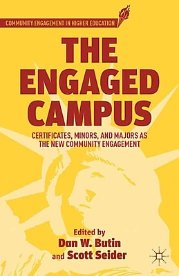 Palgrave Macmillan The Engaged Campus Hardback Book