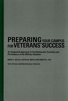 Stylus Publishing Preparing Your Campus For Veterans' Success Hardback Book