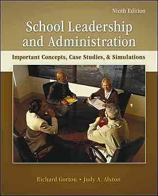 McGraw-Hill Education School Leadership & Administration Book