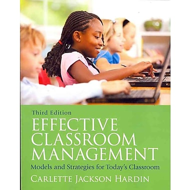 Pearson Effective Classroom Management: Models and Strategies for Today's Classrooms Book