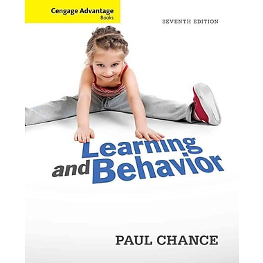 Cengage Learning® Learning and Behavior Loose Leaf Book