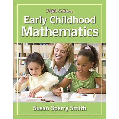 Pearson Early Childhood Mathematics Book, 5th Edition