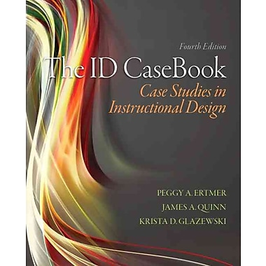 Pearson The ID CaseBook: Case Studies in Instructional Design Book