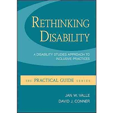 McGraw-Hill Education Rethinking Disability Book