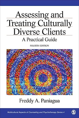 Sage Publications Assessing and Treating Culturally Diverse Clients Book, 4th Edition