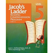 Sourcebooks Jacob's Ladder Reading Comprehension Program Book, Grades 7 - 9