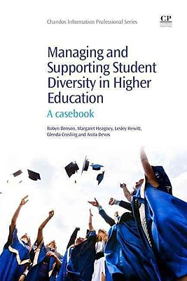 Elsevier Managing and Supporting Student Diversity in Higher Education Book