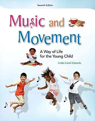 Pearson Music and Movement: A Way of Life for the Young Child Book