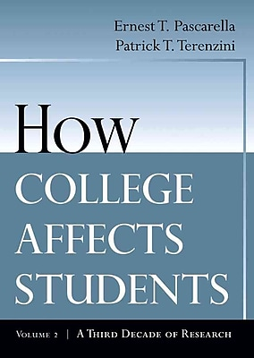 John Wiley & Sons How College Affects Students Book Volume 2