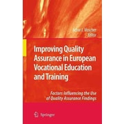 Springer Improving Quality Assurance in European Vocational Education and Training Book