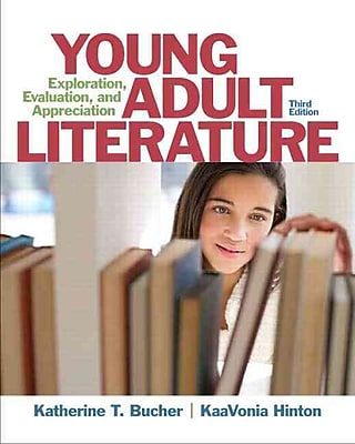 Pearson Young Adult Literature: Exploration, Evaluation, and Appreciation Book