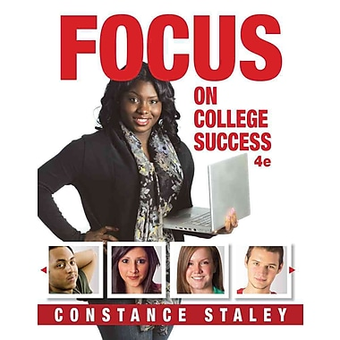 Cengage Learning® Focus on College Success Book