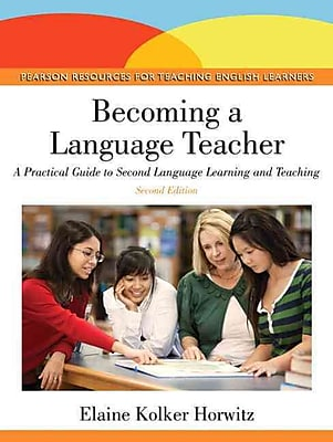 Pearson Becoming a Language Teacher: A Practical Guide to Second Language.. Paperback Book