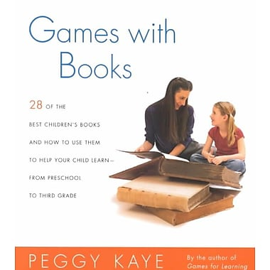 MacMillan Publishing Games with Books: Twenty-eight of the Best Children's Books and How to .. Book