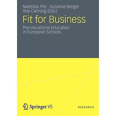 Springer Fit for Business Book