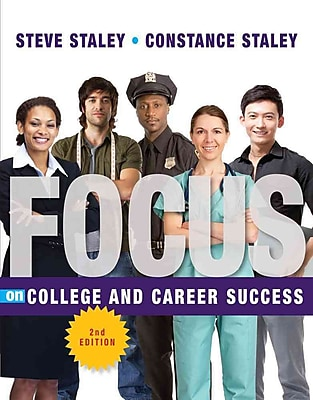 Cengage Learning® FOCUS on College and Career Success Book