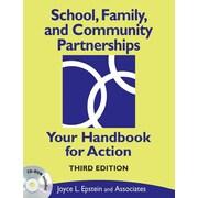 Corwin School, Family, and Community Partnerships Book
