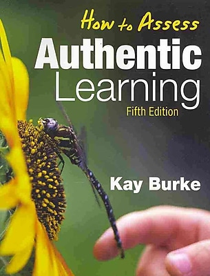 Corwin How to Assess Authentic Learning Book