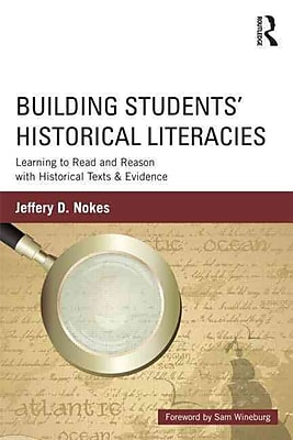 Taylor & Francis Building Students' Historical Literacies Book