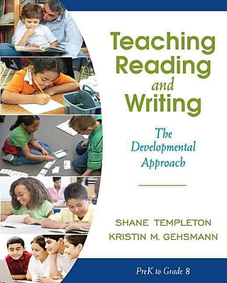 Pearson Teaching Reading and Writing Book