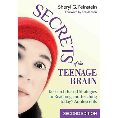 Corwin Secrets of the Teenage Brain: Research-Based Strategies for Reaching... Book