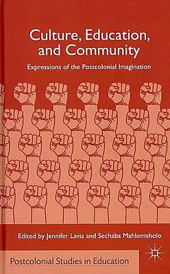 Palgrave Macmillan Culture, Education, and Community Book