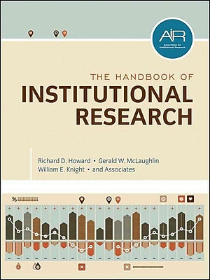 John Wiley & Sons The Handbook of Institutional Research Book