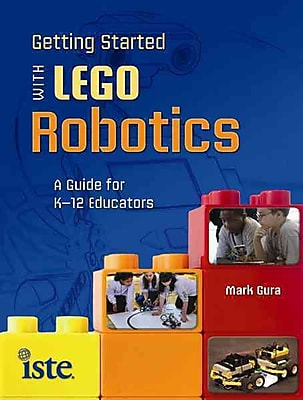 ISTE® Getting Started With Lego Robotics Book