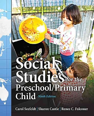 Pearson Social Studies for the Preschool/Primary Child Book