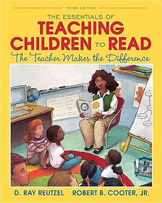 Prentice Hall The Essentials of Teaching Children to Read Book