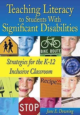Corwin Teaching Literacy to Students With Significant Disabilities Book