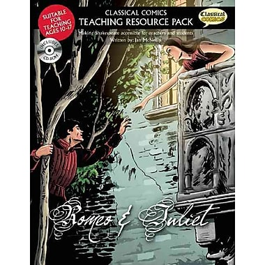 PGW® Classical Comics Teaching Resource Book Pack: Romeo & Juliet
