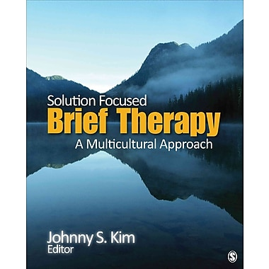 Sage Publications Solution-Focused Brief Therapy Book