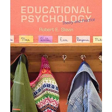 Pearson Educational Psychology: Theory and Practice Mixed Media Book, 11th Edition