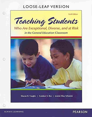 Pearson Teaching Students Loose-leaf Version Book