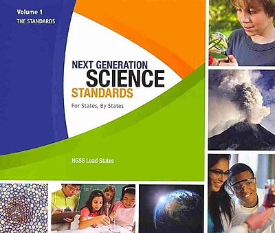 National Academies Press Next Generation Science Standards Book