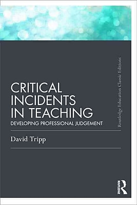 Taylor & Francis Critical Incidents in Teaching Book
