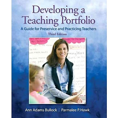 Pearson Developing a Teaching Portfolio Book
