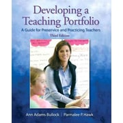 Pearson Developing a Teaching Portfolio Book